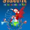 La Fée Sidonie emmène les enfants dans l'atelier du Père Noël